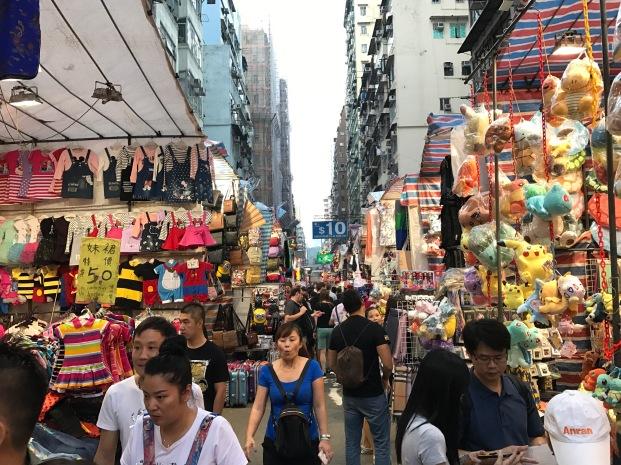 Lady's Market