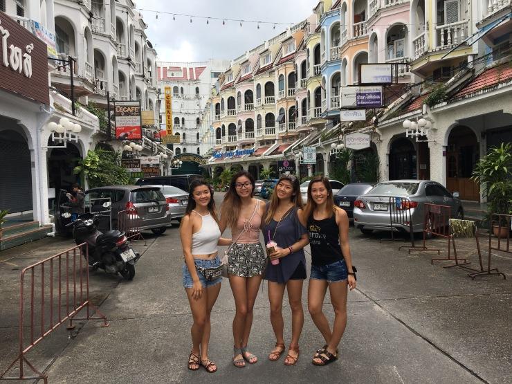 Old Town, Phuket